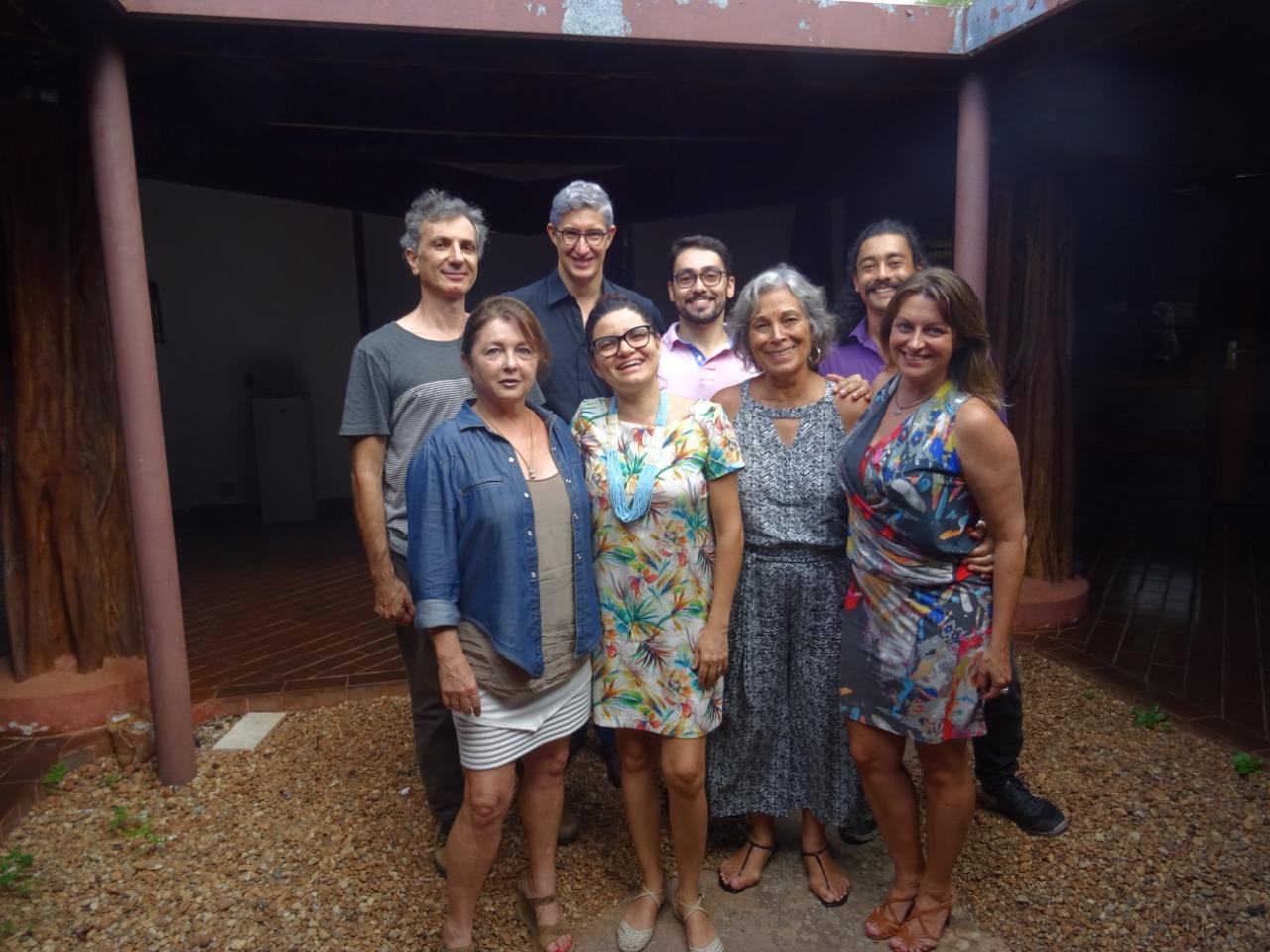 O NEVIS está sob nova coordenação. A gestão 2021/2022 tem como Coordenadora a Prof.ª Cristina Maria Zackseski (FD/UnB) e como Vice-Coordenadora a Prof.ª Analia Soria Batista (SOL/UnB).